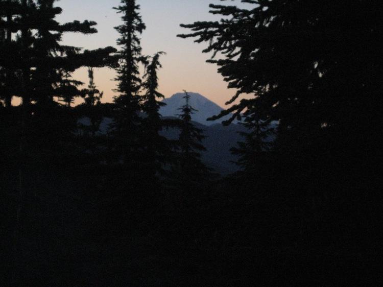 Mt. Adams Summer 2008
