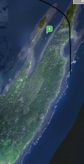 Jewell Island Overhead July 2013