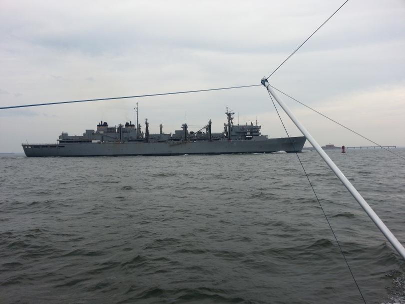 Navy Oiler 8