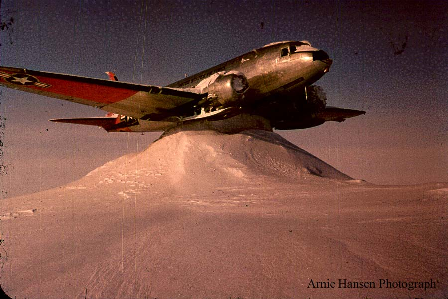 C-47 on Pillar April 1962 T-3