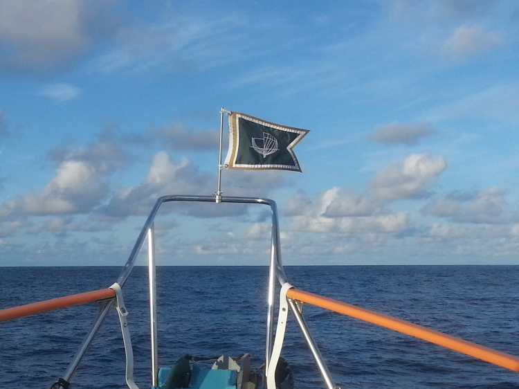 Krogen on the High Seas