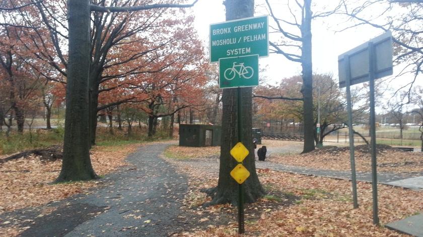 Bronx Greenway Mosholu Pelham System