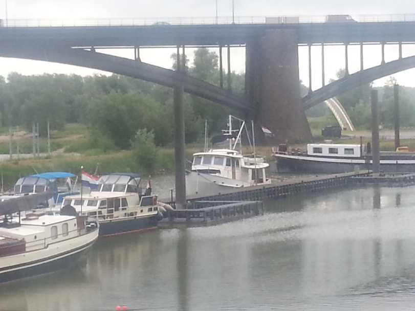 Dauntless in Nijmegen