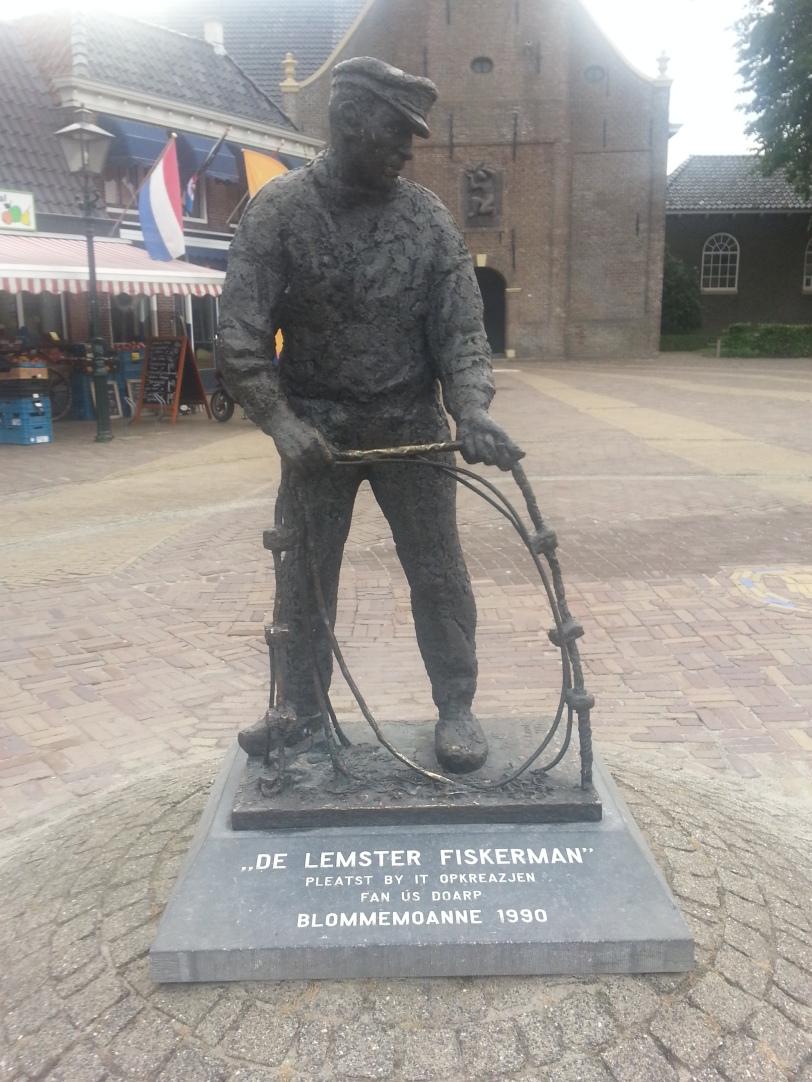 Lemmer Fisherman