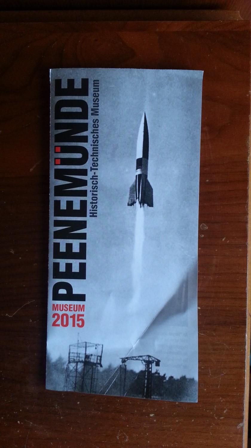 Peenemunde Brochure