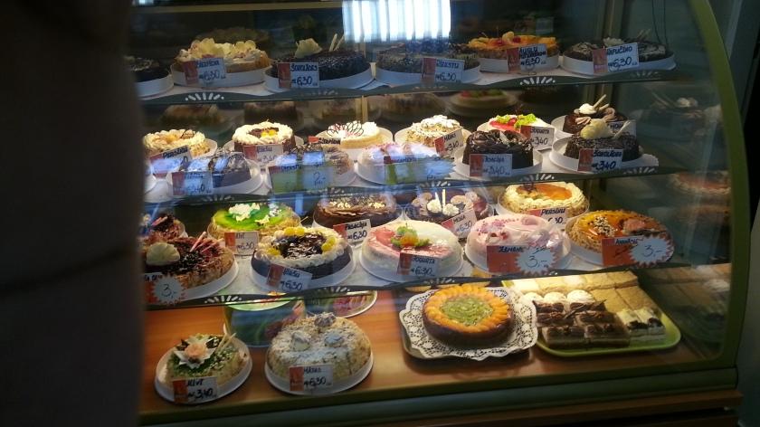 Bakery in Liepaja