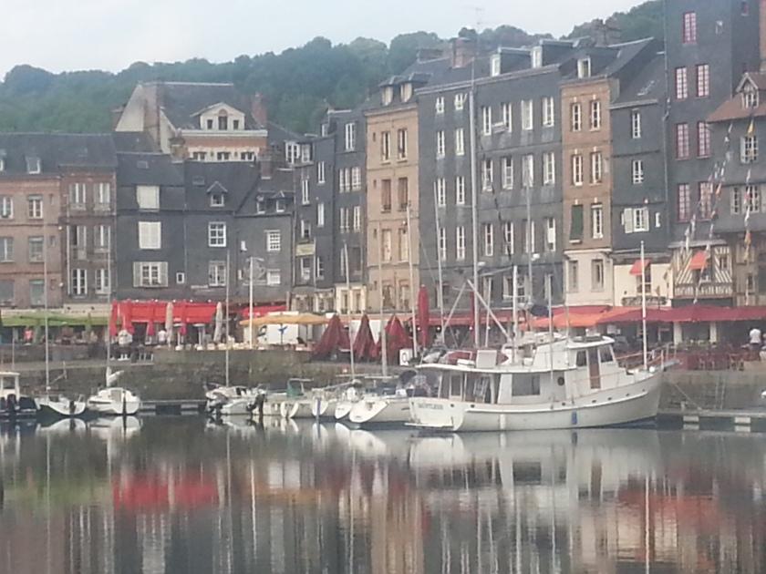 Kadey Krogen in Honfleur, France
