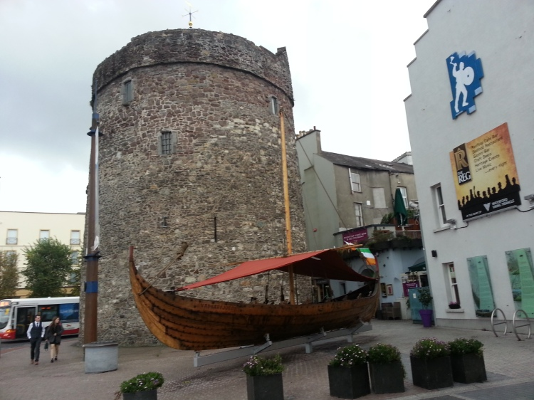 The Viking Tower in Waterford