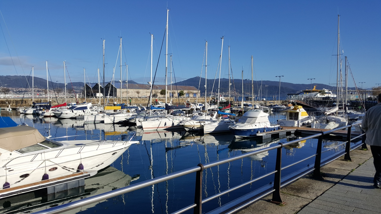 Marina in Vigo