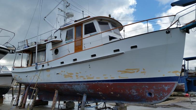 Her Starboard Side