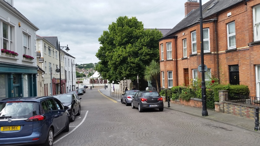 Waterford, looking towards Dauntless