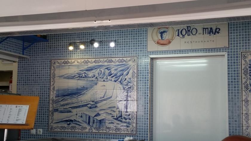 Lobo Do Mar, Seisi