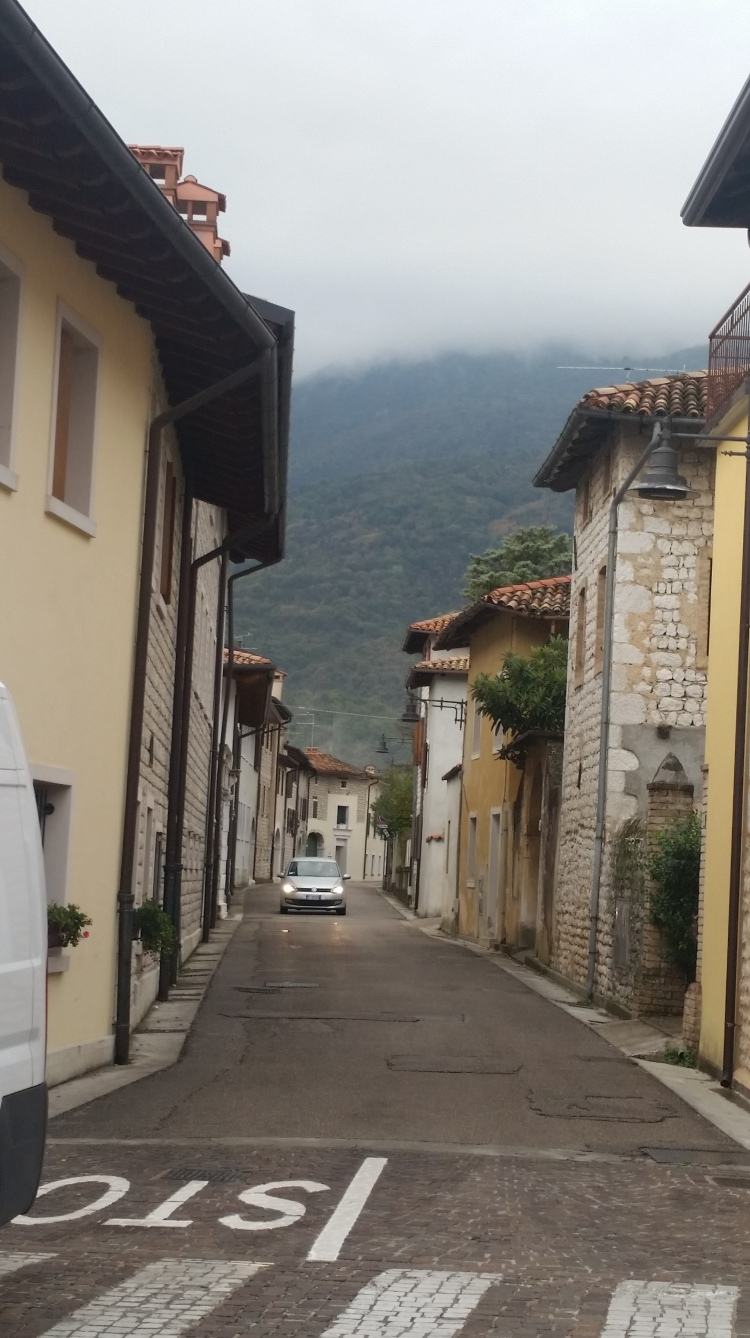 Another View of Via Pozzi