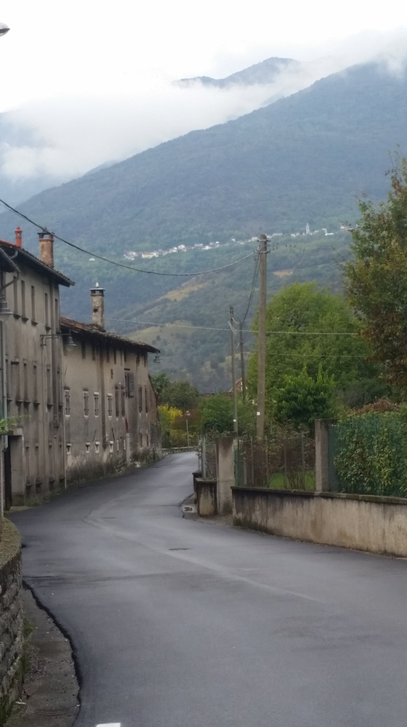 My little Via Pozzi in Budoia