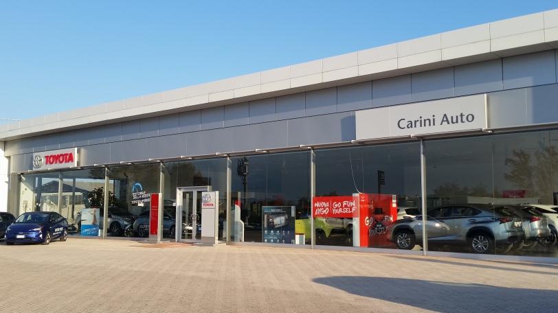 Carini Auto in Pordenone, Italy